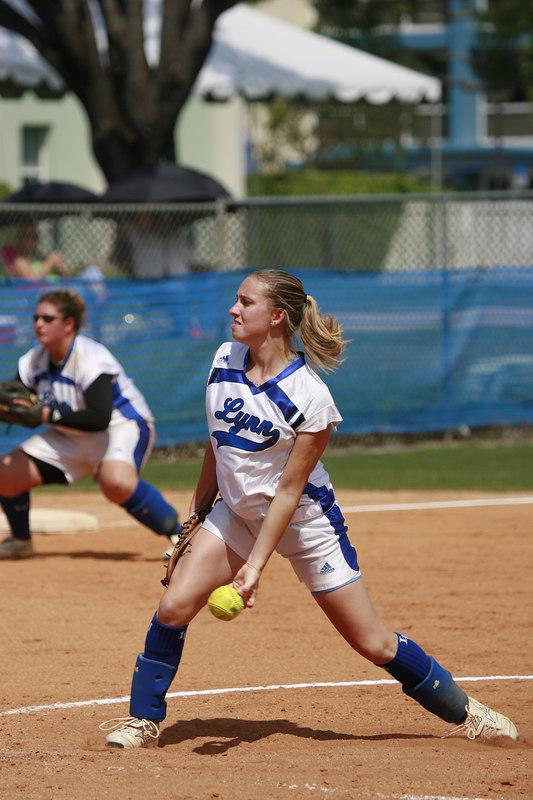 Lynn Univ Softball vs Eckerd - 2273