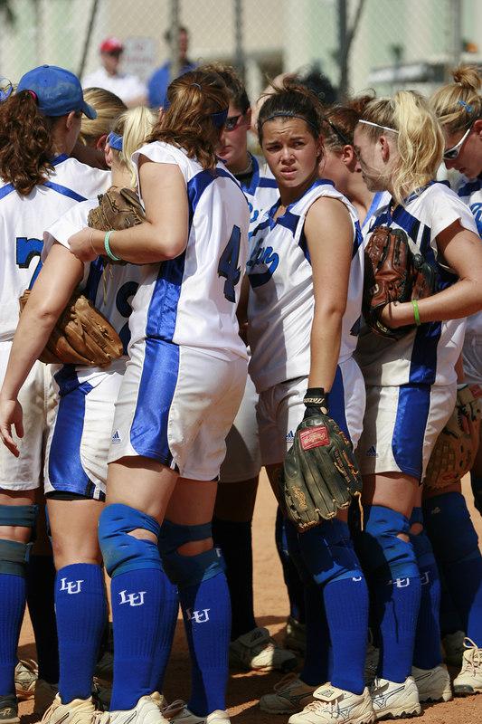 Lynn Univ Softball vs Eckerd - 2065