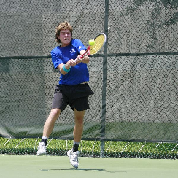 NCAA Regional Championship Tennis host Lynn Univ 06May2006 (358)sq