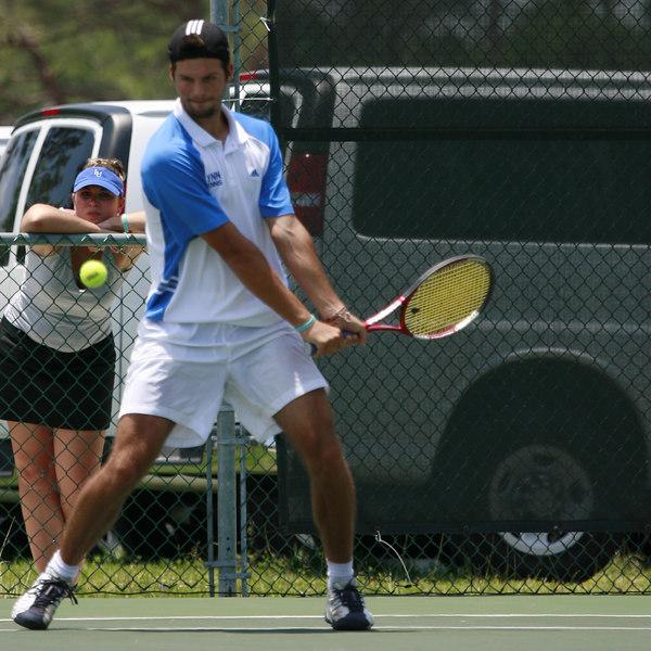 NCAA Regional Championship Tennis host Lynn Univ 06May2006 (385)sq