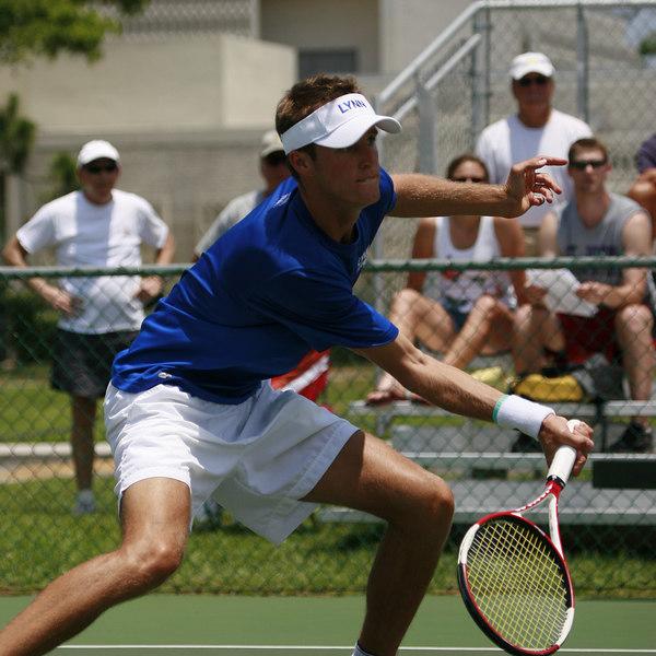 NCAA Regional Championship Tennis host Lynn Univ 06May2006 (431)sq