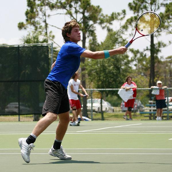 NCAA Regional Championship Tennis host Lynn Univ 06May2006 (399)sq