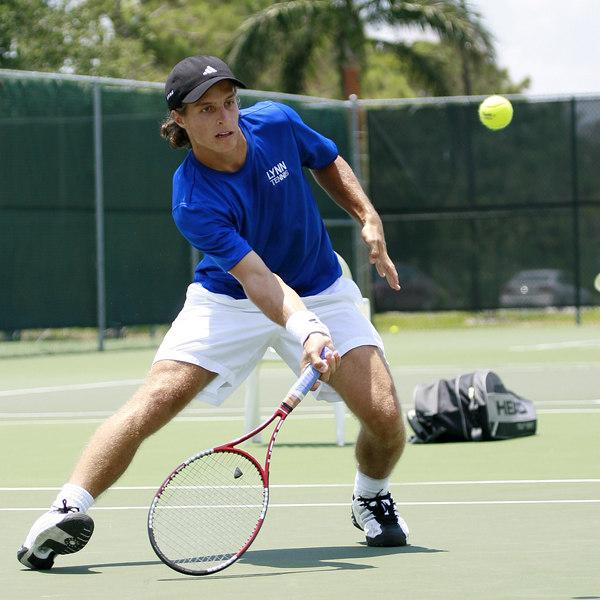 NCAA Regional Championship Tennis host Lynn Univ 06May2006 (337)sq