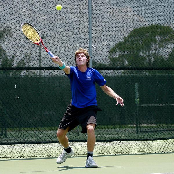 NCAA Regional Championship Tennis host Lynn Univ 06May2006 (395)sq