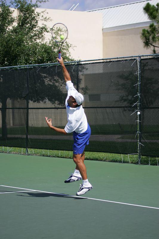 4 LYNN Tennis Mens NCAA 2005 Regional Final - 1183