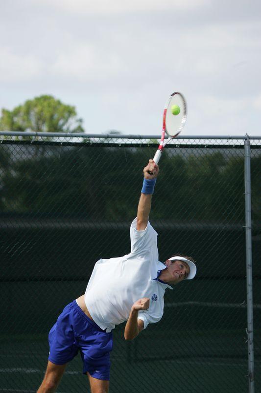 2 LYNN Tennis Mens NCAA 2005 Regional Final - 1126