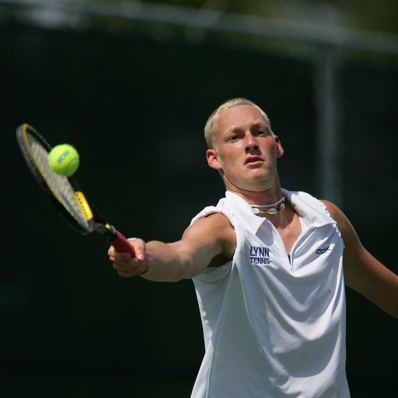 8c LYNN Tennis Mens NCAA 2005 Regional Final - 1870