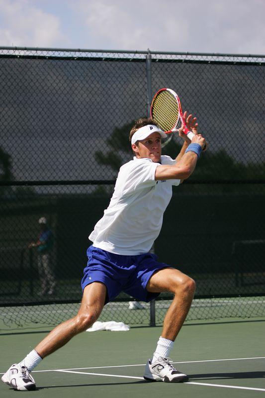 1 LYNN Tennis Mens NCAA 2005 Regional Final - 1216