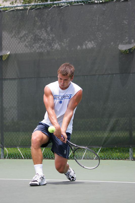 1 LYNN Tennis Mens NCAA 2005 Regional Final - 1691
