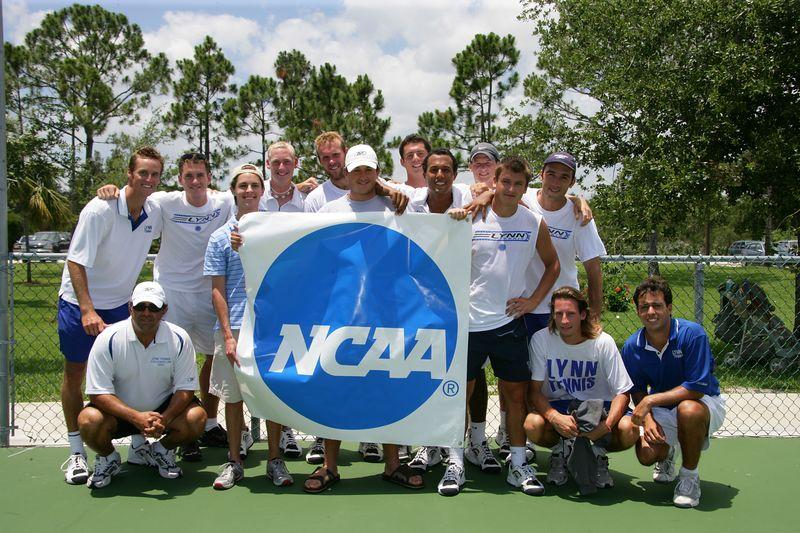 1 LYNN Tennis Mens NCAA 2005 Regional Final - 2039