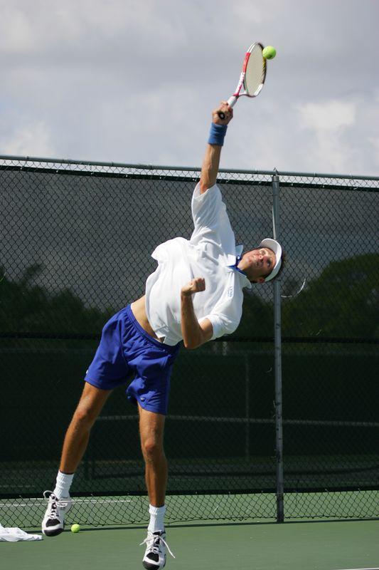 3 LYNN Tennis Mens NCAA 2005 Regional Final - 1238