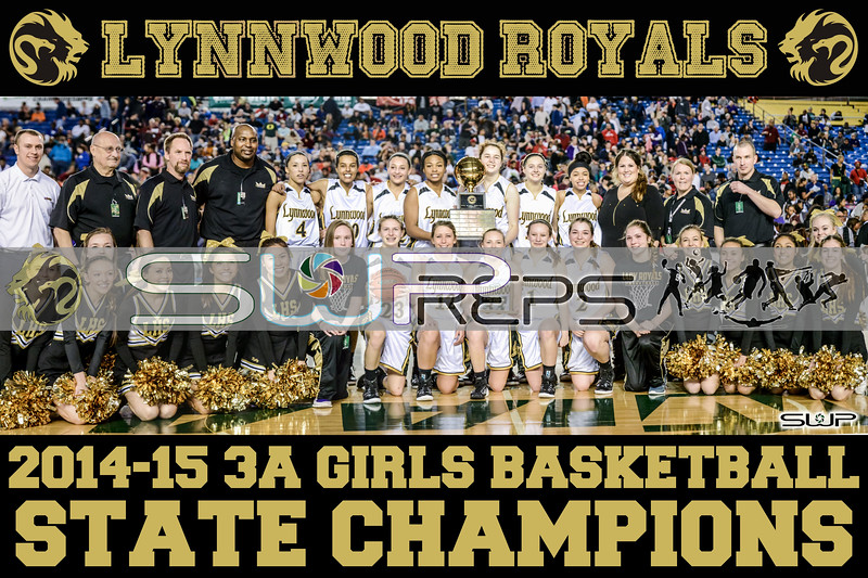 2014-15 3A STATE CHAMPS