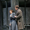 Soprano Alyson Cambridge is Mimi and baritone Morgan Smith is Marcello in San Diego Opera's LA BOHEME (January/February, 2015). Photo by Ken Howard.