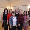Joanna Petroff, Deena Keys, Paige Husky, Jana Lengyel, Faye Pengra and Ming Dickinson