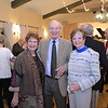 Lee Johnson with Bert and Kathy Bergen