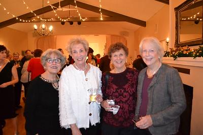 Nancy Gunther, Margot Simpson, Toni Bird and Sue Sheedy