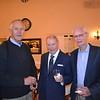 Jim Mieding, Fraser Draper and Wayne Kruse