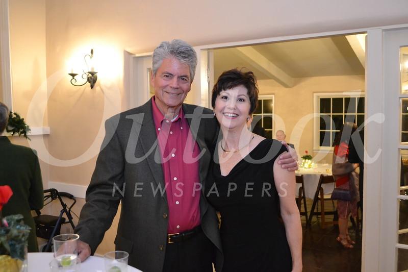 Doug and Marianne Freeze