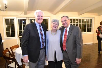 Rob Asher, Lynn Laak and Jan Macho