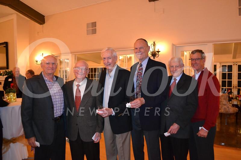 Donovan Main, Brent Allen, Jack Laak, Neal Brockmeyer, Bob Lord and Neal Weightman