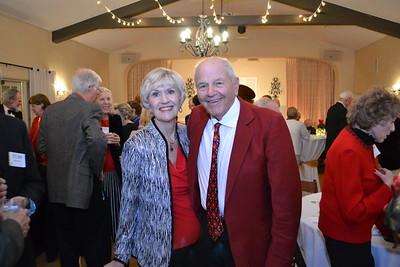 Lynne and Joe Thompson