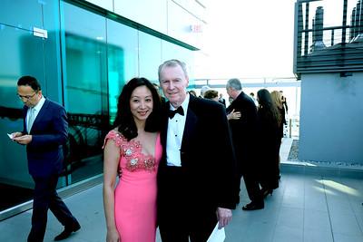 Linh Chen and Phillip Merritt