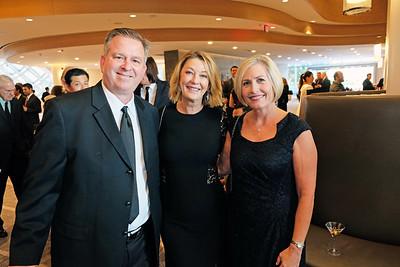 Joe Varraveto, Judy Dundee and Melissa Varraveto