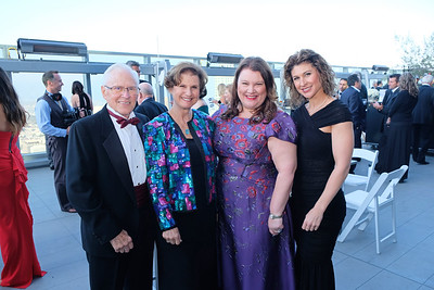 Dr  Carl and Arlene Ermshar with Annette and Cynthia Ermshar