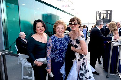 Georgiana Wu, Grace Carvajal and Ruthie Marina Rains