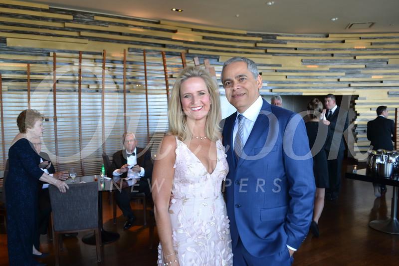 Julie Poulsen and Michael Mocadam