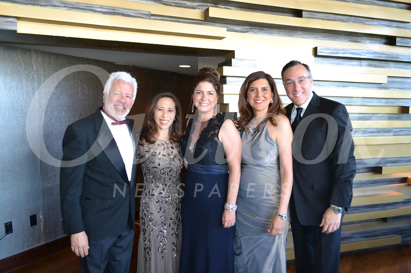Adventist Health emergency doctors Harlan Gibbs, Evelyn Wong, Sylvia Kotikian, Serineh Melidonian and Anthony Cardillo