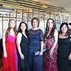 Amanda Dundee, Dr. Sara Kim, Adventist Health Glendale President Alice Issai, Helen McDonagh and Foundation President Irene Bourdon
