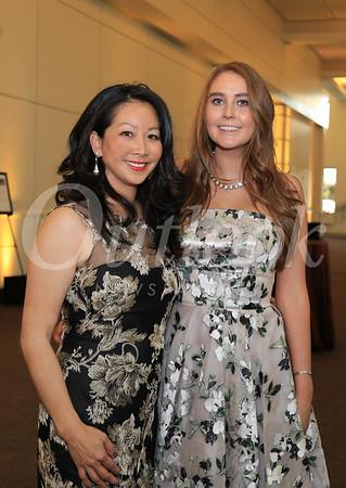 Gala Co-chairs Sara Kim, MD, and Amanda Dundee