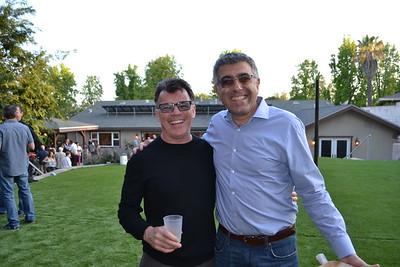Steve Ingrassia and Jacob Tujian