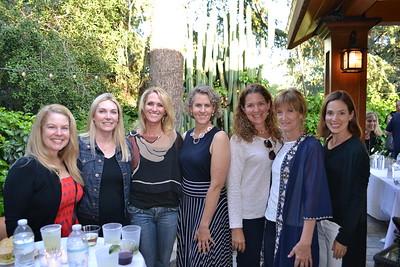 Jill Avakian, Emily Woods, Teresa Butier, Amy Nespor, Susie Haleblian, Catherine Olivieri and Shelby Grey
