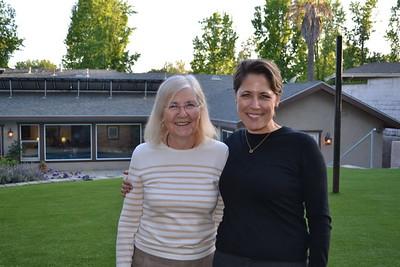 Dana Leu and Christine Werner
