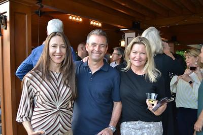 Vanetta Barton, Stuart McKinney and Gillan Abercrombie Frame