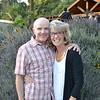 Hosts Tom and Laura Buchanan