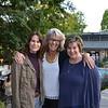 Deborah Weirick, Laura Buchanan and Ellen Portantino