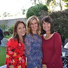 Elizabeth Landswick, Karen Hurley and Tracey Nelson