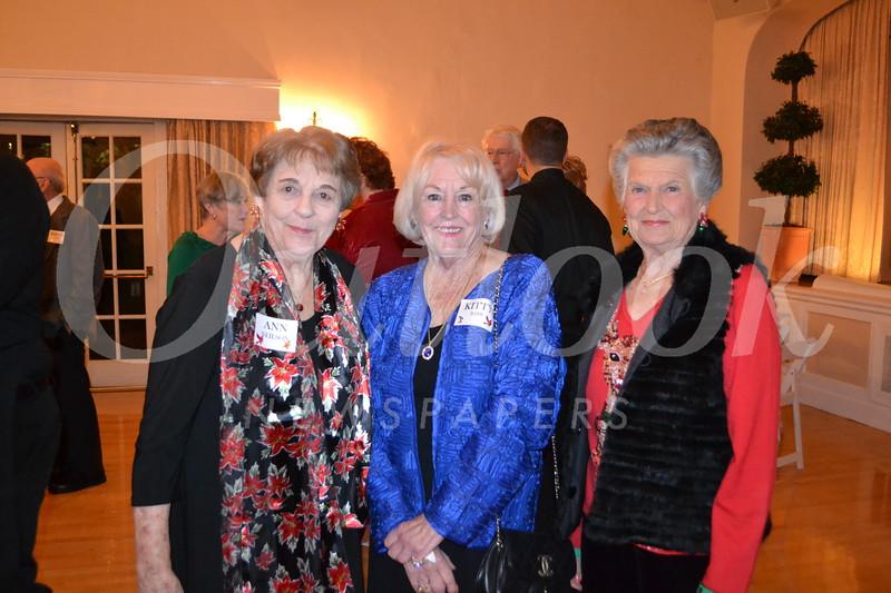 Ann Neilson, Kitty Barr and Sue Beatty