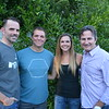Greg Huston, Mark Masto, and Melissa and Greg Korn