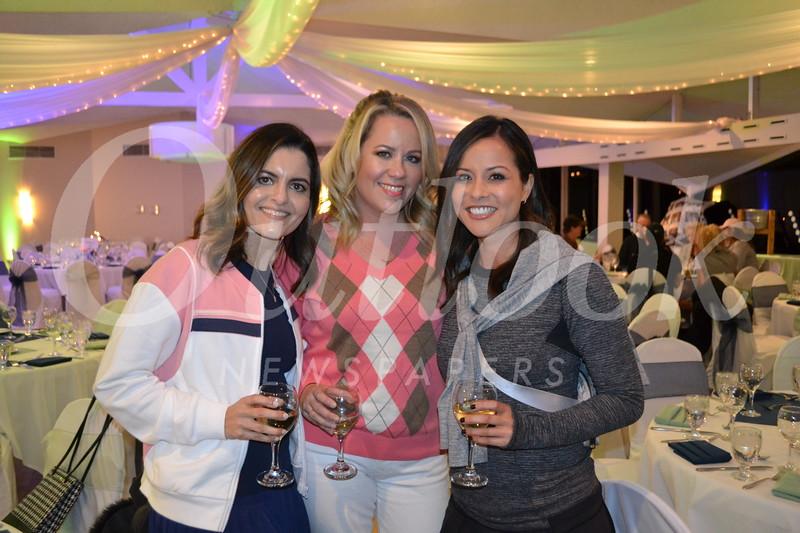 Jenny Meli, Kelly Abbey and Diedre Fox