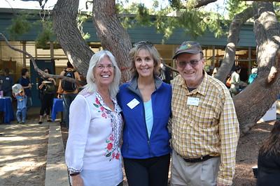 Elysse Nelson, Sheryl MacPhee and Eric Nelson