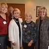 Alison Davitt, Nancy Leininger, Jeanne Broberg and LCUSD Superintendent Wendy Sinnette
