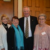 Nancy Leininger, Pat Anderson, Mike Leininger and Sara Whitefield
