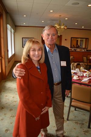 Vicki and Dave Sheff
