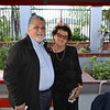 State Sen  Anthony Portantino and Harriet Hammons