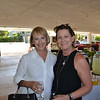 Kim Beattie and Pam Stumbaugh