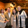 Karen Mathison, Ricardo and Rose Linda Gonzales, and Carrie Grochow